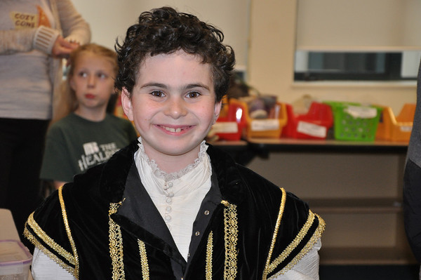 Theo in Once Upon a Mattress